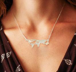 Halskette World