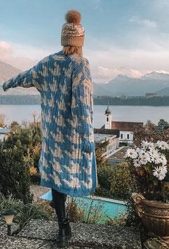 Strickjacke Kimono Cornelia