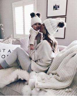 Mütze Snow Bunny