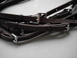 Schulterriemen dunkelbraun für Tablet-Hülle oder Clutch