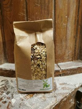 Muesli noten rozijnen