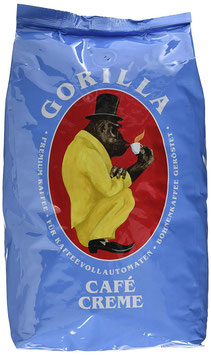 Gorilla Café Creme 1kg