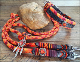 Shimmery-Summer Halsband