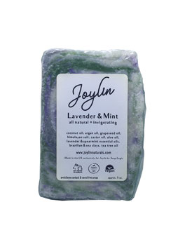 lavender mint joylin soap