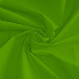 112. Coton Oeko-tex Uni vert prairie