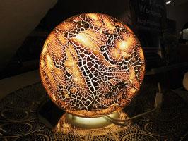 Kunst Glaskugellampe
