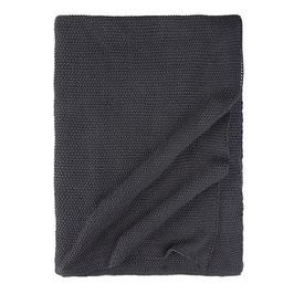 Cozy Knit Plaid