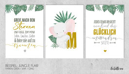 "Prints ""Jungle Flair"""
