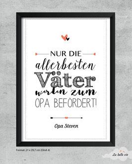 """Print """"allerbesten Väter"""""""