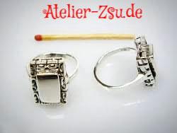 Fingerring - 925er Silber