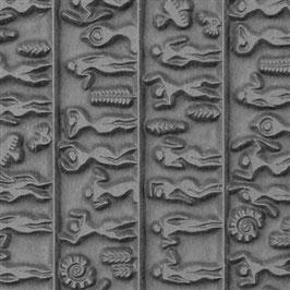 RTT - Rollable Texture Tile - Menschen aus der Urzeit