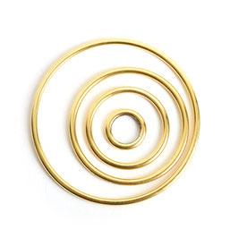Offene Kreis Kombi Packung -Antikes Gold