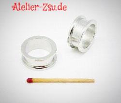 Fingerring - Kanalring - 18,5 mm - 1 Stück