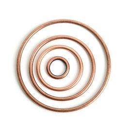 Offene Kreis Kombi Packung -Antikes Kupfer