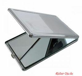 Rechteckige Metall Spiegel