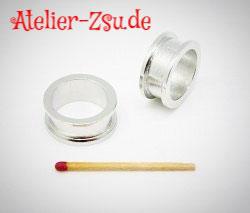 Fingerring - Kanalring - 19,5 mm - 1 Stück