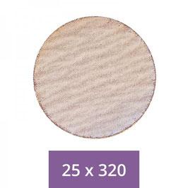 Körnung 320 - Schleifpapieren für Nassschliff
