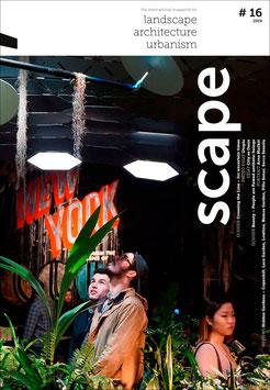 'SCAPE #16 dossier Beauty digital version