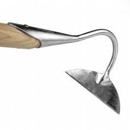 Sneeboer-Halbmondhacke 16 cm - handgeschmiedet