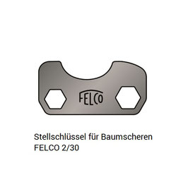 Gartenscheren-Stellschlüssel Felco 2/30