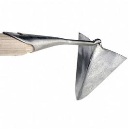 Sneeboer-Pflanzhacke 13,5 cm - handgeschmiedet