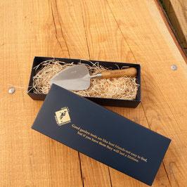 Sneeboer-Geschenkbox soft 36 x 13 x 7,5 cm - blau