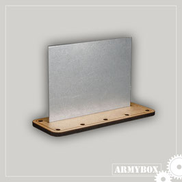 Armybox Magnetic Wall Tactical Size