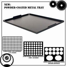 Armybox extra Tray - Heavy Support Size (MDF- Frame only!)