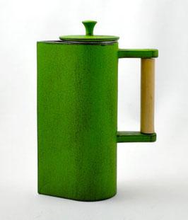 Gusseisen Kanne Hellgrün 0,65l
