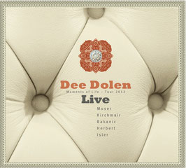 double live CD Dee Dolen Moments of Life