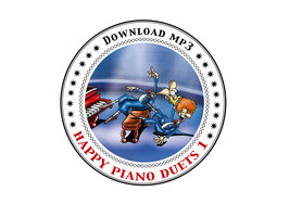 Happy Piano Duets 1 MP3 Download