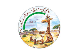 Verliebte Giraffe Heft 2 - MP3 Download