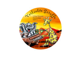 Verliebte Giraffe Heft 1 - MP3 Download