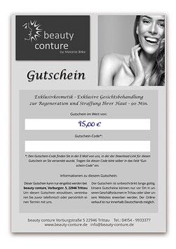 GUTSCHEIN Exklusive Gesichtsbehandlung - 90 Min.