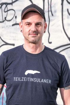 T-Shirt Teilzeitinsulaner
