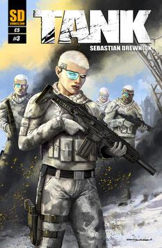 TANK #3 (Heft, US-Format)