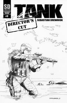 ​TANK #5 - Director's Cut (Heft, US-Format)