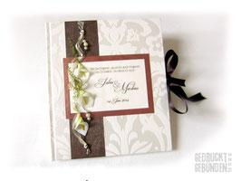 Gästebuch Hochzeit Callas