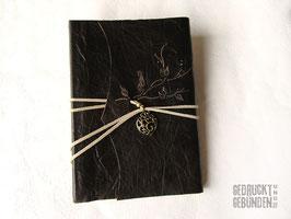 Lederbuch Herz