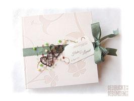 Gästebuch Hochzeit Herzen