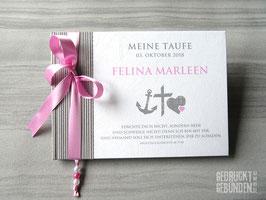Gästebuch Liebe Glaube Hoffnung