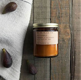 Bougie BLACK FIG - PF Candles