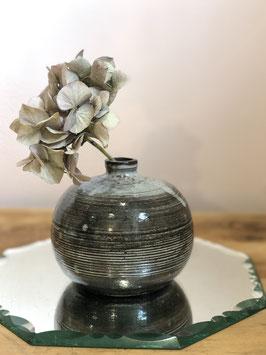 Petit vase rond en céramique