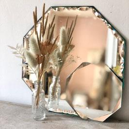 Mini vase écru et beige