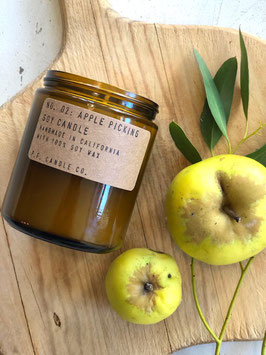 Bougie Apple Picking - PF Candles