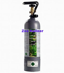 CO² Füllung 2000 g Sofort Service  Füllung Ihrer Mehrweg-Flaschen