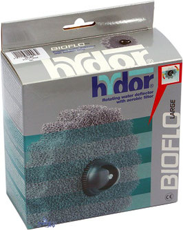 Hydor BioFlo Large rotierender Diffusor mit Biofilter