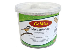 Goldies Meisenknödel im Eimer 2,7 kg  30 Meisenknödel ohne Netz