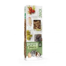 Apfel / Birne / Dattel / Hagebutte Pure Gourmet-Samensticks