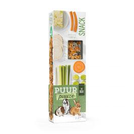 Pastinake / Kohl / Karotte / Porree Pure Gourmet-Samensticks